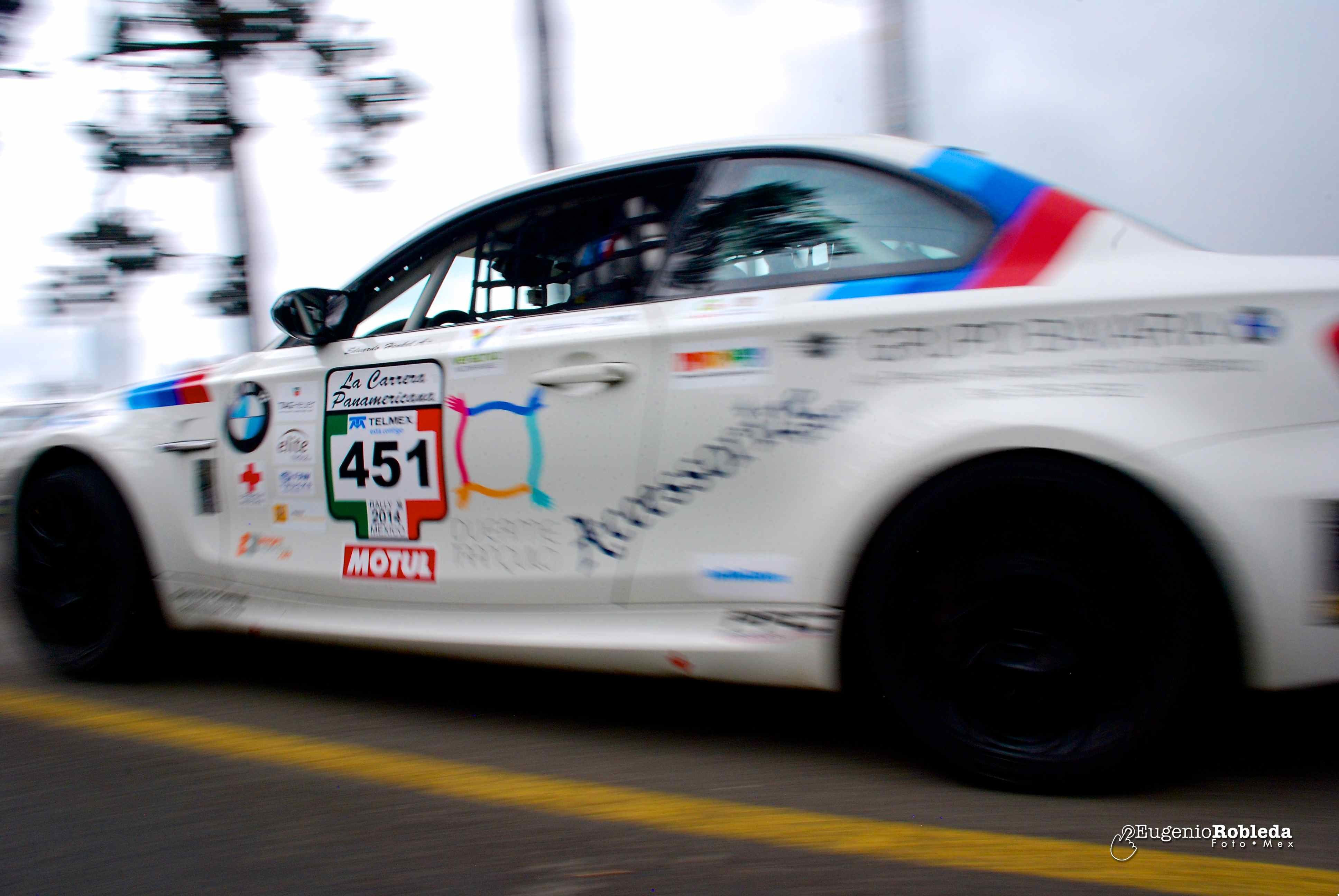 La Carrera Panamericana 2014, 19 Octubre, DF - Nevado - Raices - Toluca